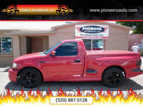 2004 Ford F-150 SVT Lightning for sale at Pioneer Automotive LLC in Tucson AZ