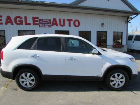 2011 Kia Sorento for sale at Eagle Auto Center in Seneca Falls NY