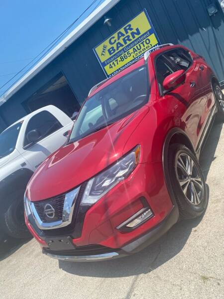 2017 Nissan Rogue for sale at Car Barn of Springfield in Springfield MO
