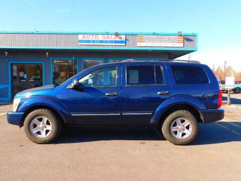 2005 Dodge Durango for sale at Miller's Economy Auto in Redmond OR