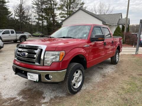 2010 Ford F-150 for sale at Williston Economy Motors in Williston VT
