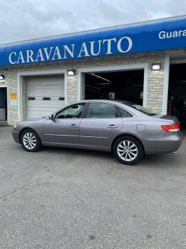 2007 Hyundai Azera for sale at Caravan Auto in Cranston RI
