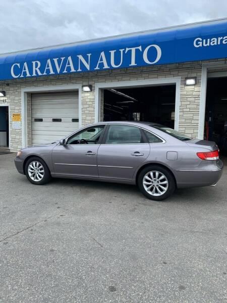2007 Hyundai Azera for sale at Caravan Auto in Cranston RI