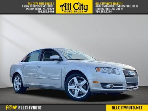 2005 Audi A4 for sale at All City Auto Sales in Indian Trail NC