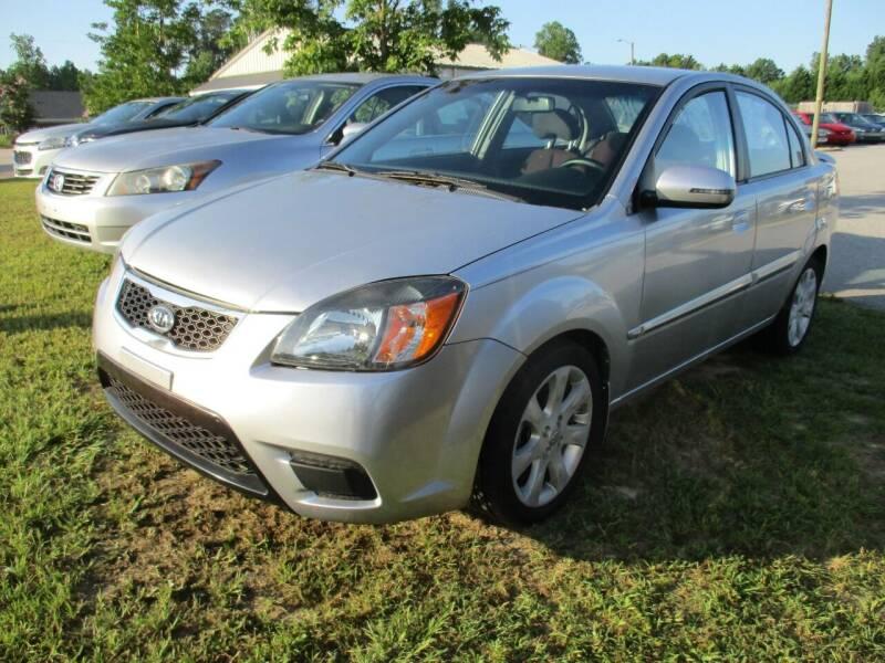 2011 Kia Rio for sale at Creech Auto Sales in Garner NC