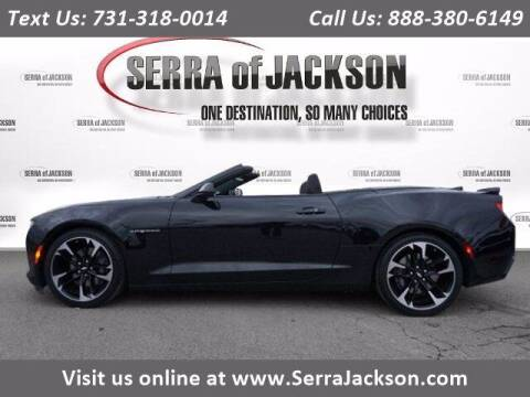 2018 Chevrolet Camaro for sale at Serra Of Jackson in Jackson TN