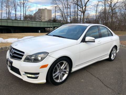 2014 Mercedes-Benz C-Class for sale at Mula Auto Group in Somerville NJ