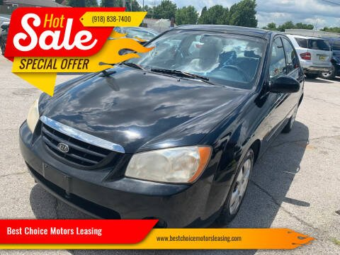 2006 Kia Spectra for sale at New To You Motors in Tulsa OK