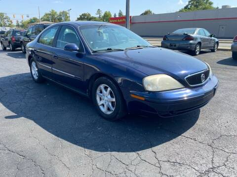 2001 Mercury Sable for sale at MARK CRIST MOTORSPORTS in Angola IN