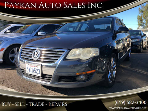 2007 Volkswagen Passat for sale at Paykan Auto Sales Inc in San Diego CA