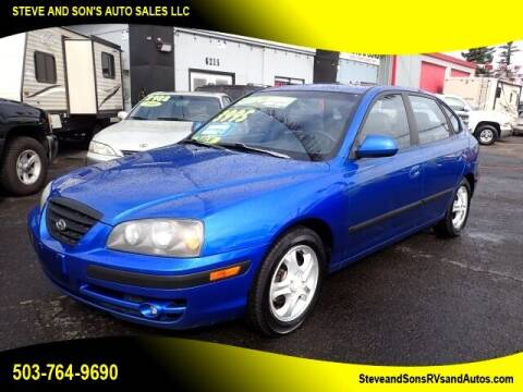 2004 Hyundai Elantra for sale at Steve & Sons Auto Sales in Happy Valley OR