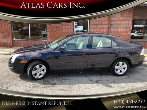 2007 Ford Fusion for sale at Atlas Cars Inc. in Radcliff KY