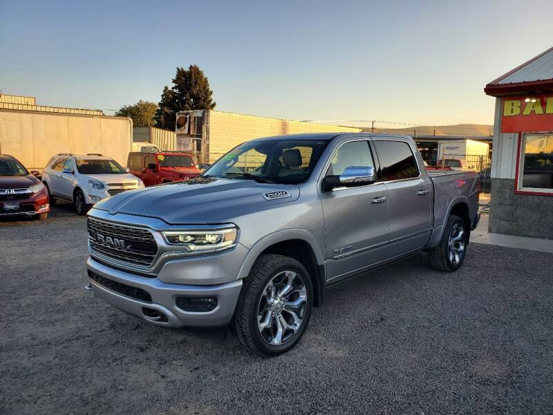 2019 RAM Ram Pickup 1500 for sale at Yaktown Motors in Union Gap WA
