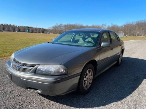 2004 Chevrolet Impala for sale at GOOD USED CARS INC in Ravenna OH