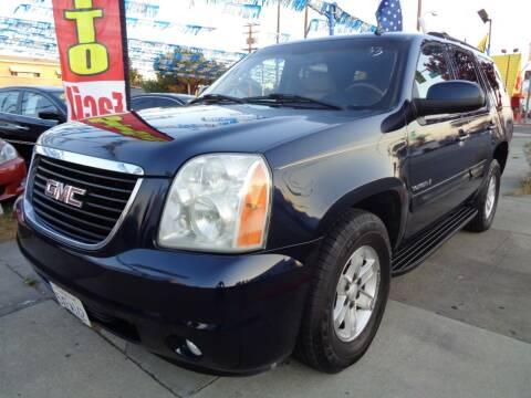 2007 GMC Yukon for sale at Plaza Auto Sales in Los Angeles CA