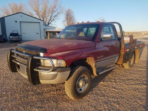 1994 Dodge Ram Pickup 2500 for sale at Best Car Sales in Rapid City SD