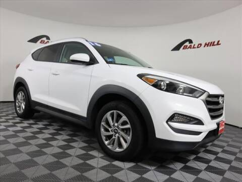 2016 Hyundai Tucson for sale at Bald Hill Kia in Warwick RI
