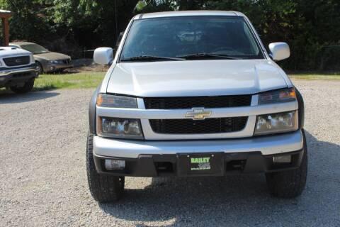 2010 Chevrolet Colorado for sale at Bailey & Sons Motor Co in Lyndon KS