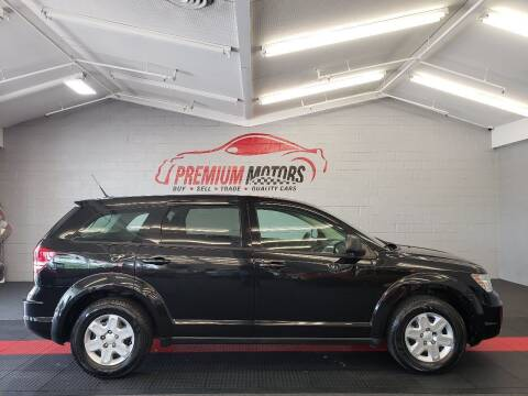 2010 Dodge Journey for sale at Premium Motors in Villa Park IL