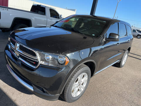 2013 Dodge Durango for sale at Top Line Auto Sales in Idaho Falls ID