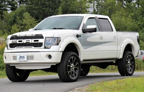 2012 Ford F-150 for sale at Miers Motorsports in Hampstead NH