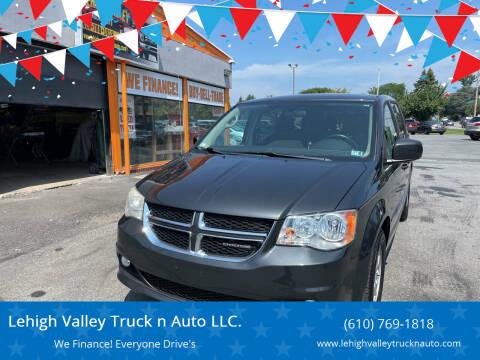 2012 Dodge Grand Caravan for sale at Lehigh Valley Truck n Auto LLC. in Schnecksville PA