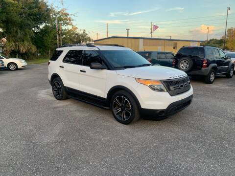 2014 Ford Explorer for sale at Sensible Choice Auto Sales, Inc. in Longwood FL