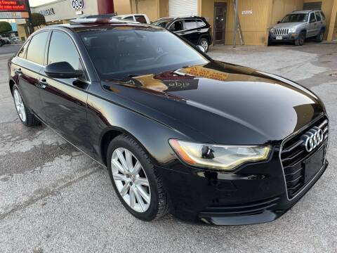 2013 Audi A6 for sale at Austin Direct Auto Sales in Austin TX