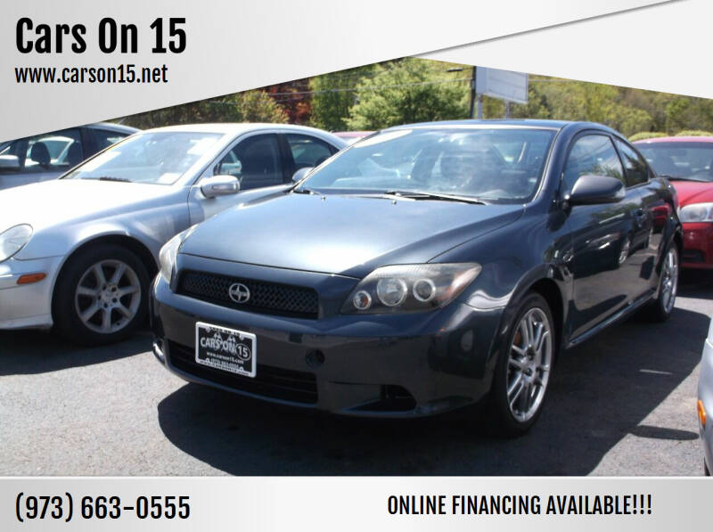 2008 Scion tC for sale at Cars On 15 in Lake Hopatcong NJ