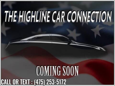 2018 Honda CR-V for sale at The Highline Car Connection in Waterbury CT