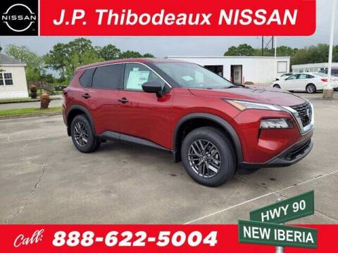 2021 Nissan Rogue for sale at J P Thibodeaux Used Cars in New Iberia LA