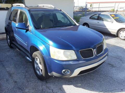 2008 Pontiac Torrent for sale at Easy Credit Auto Sales in Cocoa FL