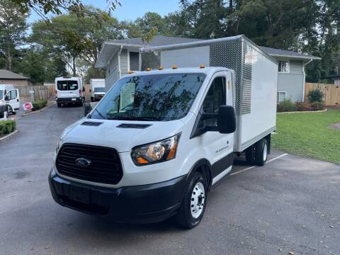 2019 Ford Transit Chassis Cab for sale at RC Auto Brokers, LLC in Marietta GA