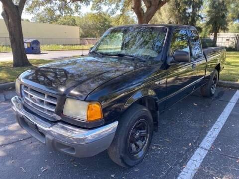 2002 Ford Ranger for sale at Florida Prestige Collection in St Petersburg FL