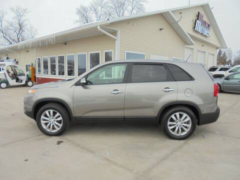 2011 Kia Sorento for sale at Milaca Motors in Milaca MN