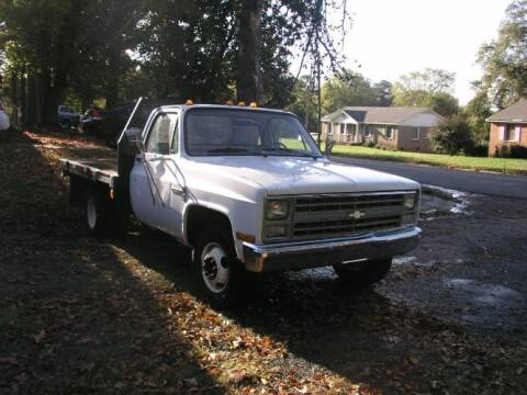 1985 Chevrolet C/K 30 Series for sale at Classic Car Deals in Cadillac MI