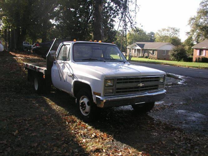 1985 Chevrolet C/K 30 Series for sale in Cadillac, MI