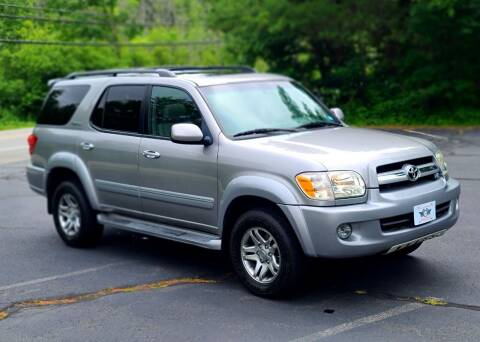2005 Toyota Sequoia for sale at Flying Wheels in Danville NH