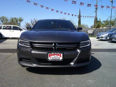 2015 Dodge Charger for sale at Empire Auto Sales in Modesto CA