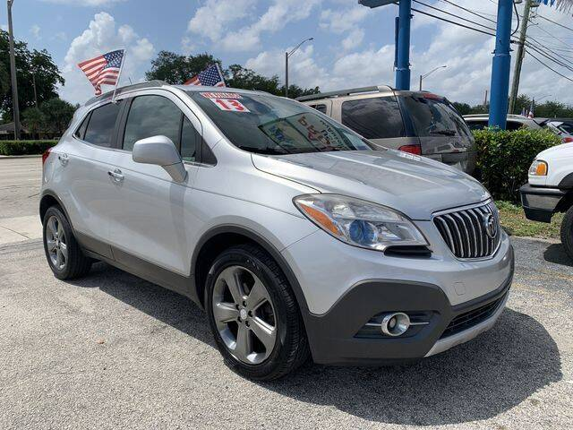 2013 Buick Encore for sale at AUTO PROVIDER in Fort Lauderdale FL