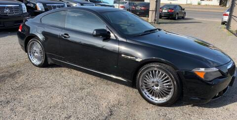 2005 BMW 6 Series for sale at A & R Motors in Richmond VA