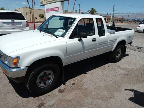 1991 Toyota Pickup for sale at ACE AUTO SALES in Lake Havasu City AZ