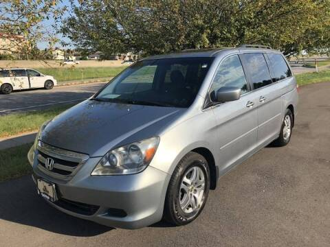 2006 Honda Odyssey for sale at Auto Hub in Grandview MO