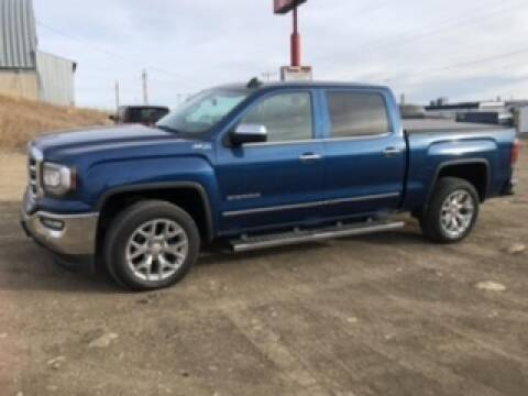 2018 GMC Sierra 1500 for sale at FAST LANE AUTOS in Spearfish SD