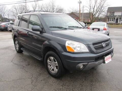 2004 Honda Pilot for sale at St. Mary Auto Sales in Hilliard OH