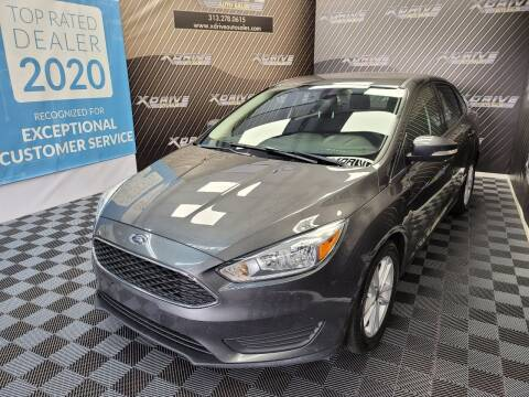 2015 Ford Focus for sale at X Drive Auto Sales Inc. in Dearborn Heights MI