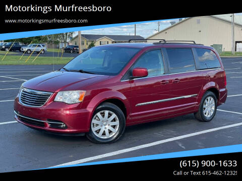 2014 Chrysler Town and Country for sale at Motorkings Murfreesboro in Murfreesboro TN