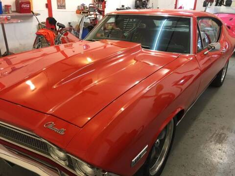 1968 Chevrolet Chevelle for sale at Heartland Classic Cars in Effingham IL
