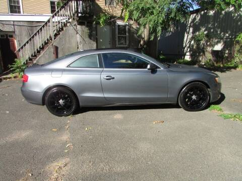 2012 Audi A5 for sale at Nutmeg Auto Wholesalers Inc in East Hartford CT