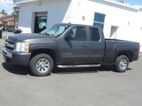 2011 Chevrolet Silverado 1500 for sale at Price Auto Sales 2 in Concord NH